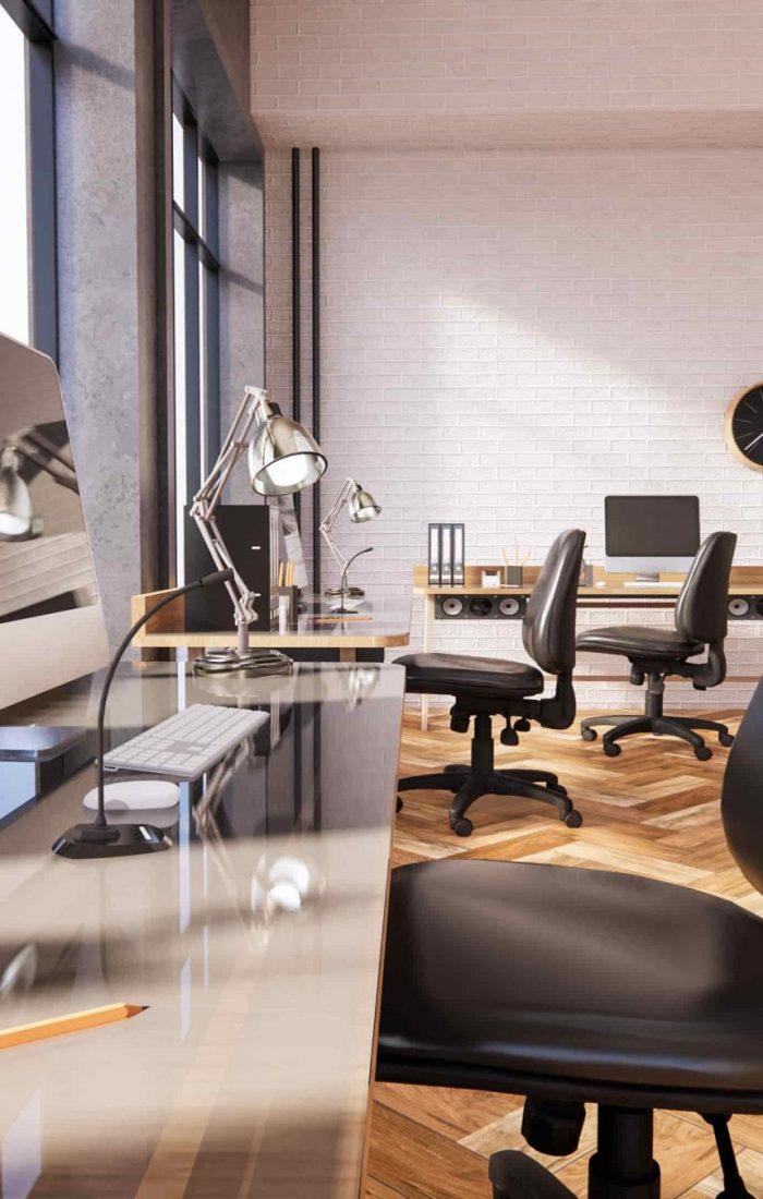 modern-desk-chair-office-room-3d-rendering-min